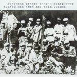 冀豫晋省委于一九三八年八月,在辽县殷家庄召开特委书记联席会议。后排右一为陶希晋,前排左一为王孝慈,左五为赵德尊。