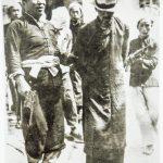潞城县民兵杀敌英雄黄小旦,深入地区捉汉奸。