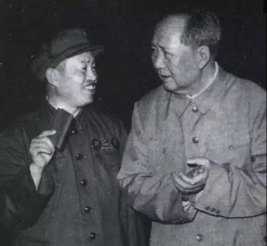 毛泽东与皮定均