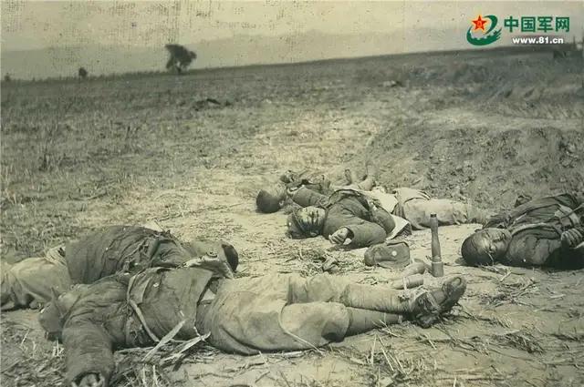 阳明堡战斗中牺牲的八路军烈士