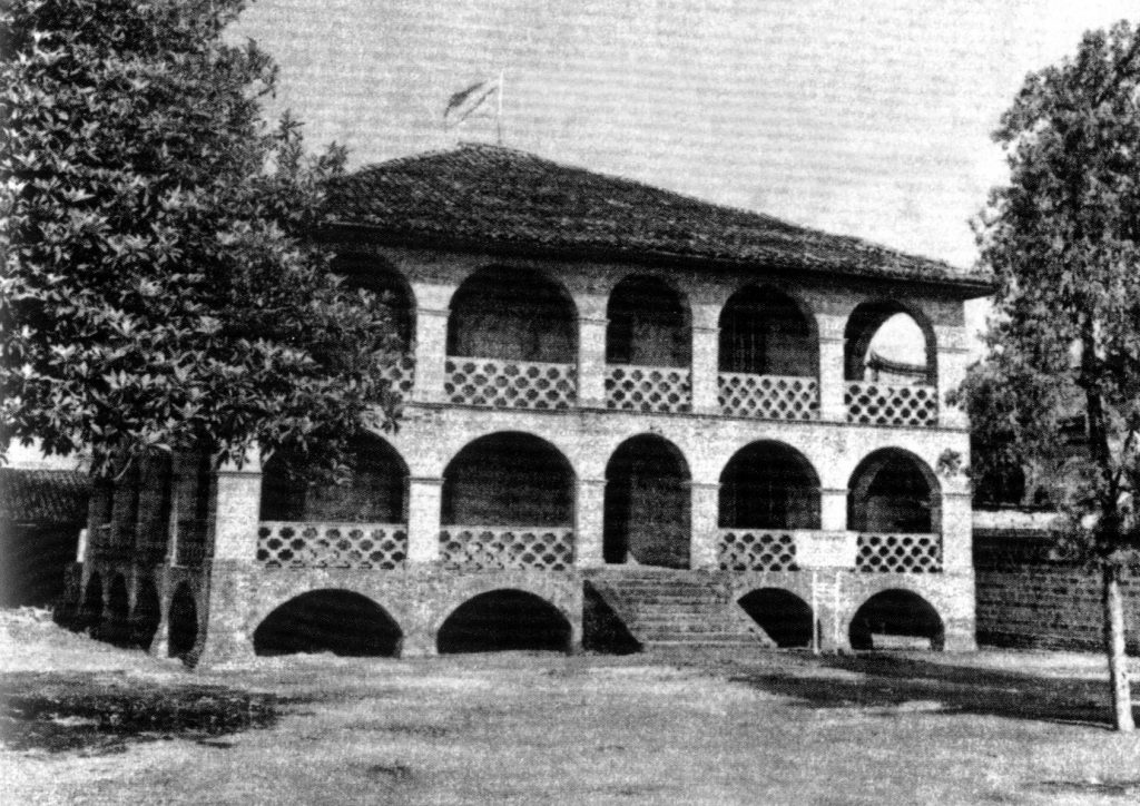 1931年12月14日参加宁都起义,图为宁都起义指挥部旧址