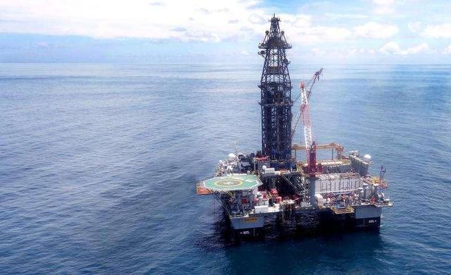 越南海上油气开发