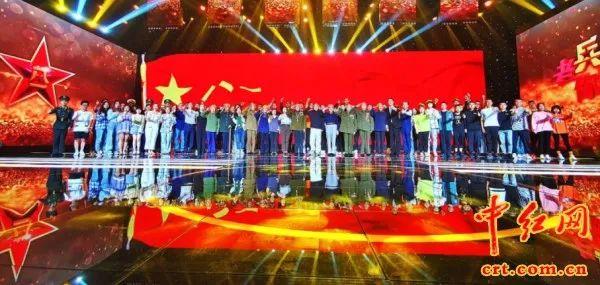 央视军事频道采访志愿军第46军老兵及后代(组图)