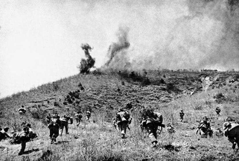 有人说,志愿军打败美韩军,纯属偶然……