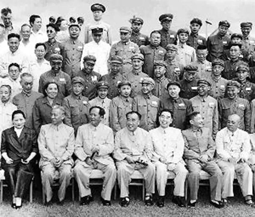 虎将李天佑:能让杨勇当副手毛主席称他不简单, 38军首任军长,敢于对林彪号令提出异议