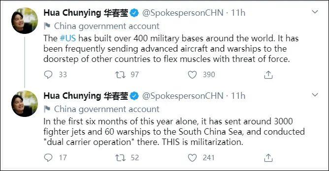 美军机,南海,3000次!