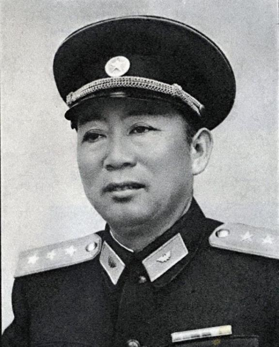 开国上将刘亚楼