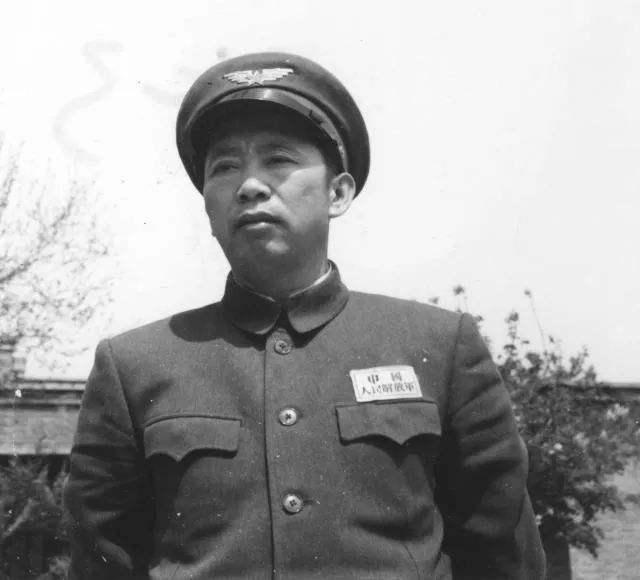 解放时期的刘亚楼
