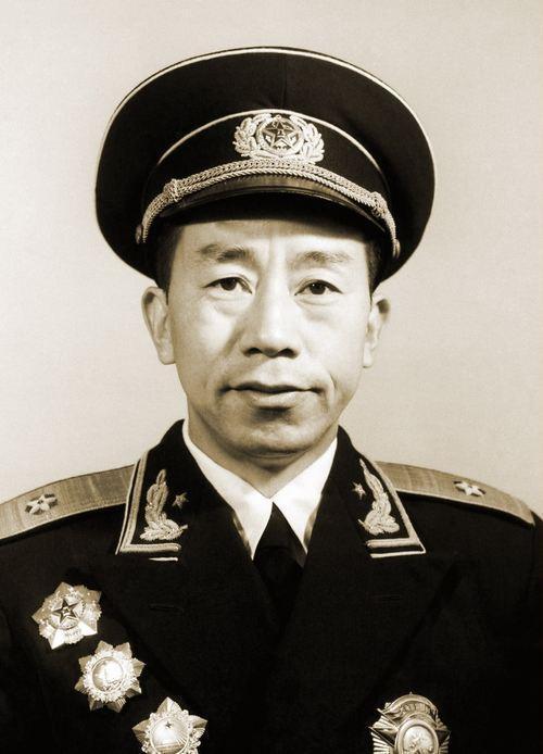 开国少将王政柱(1915年10月15日-2001年4月8日)