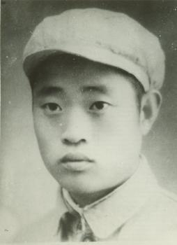 高瑞欣烈士 (王延 供图)