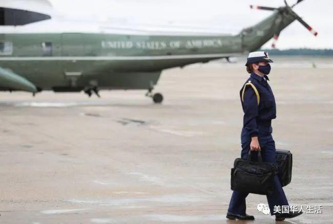 这将是一场悲剧 美联储主席发警告!川普被爆周二进了椭圆形办公室 白宫全慌了! 核按钮手提箱的护卫也确诊!