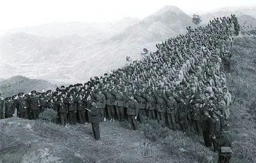 68年前,他们在上甘岭鏖战了28天……