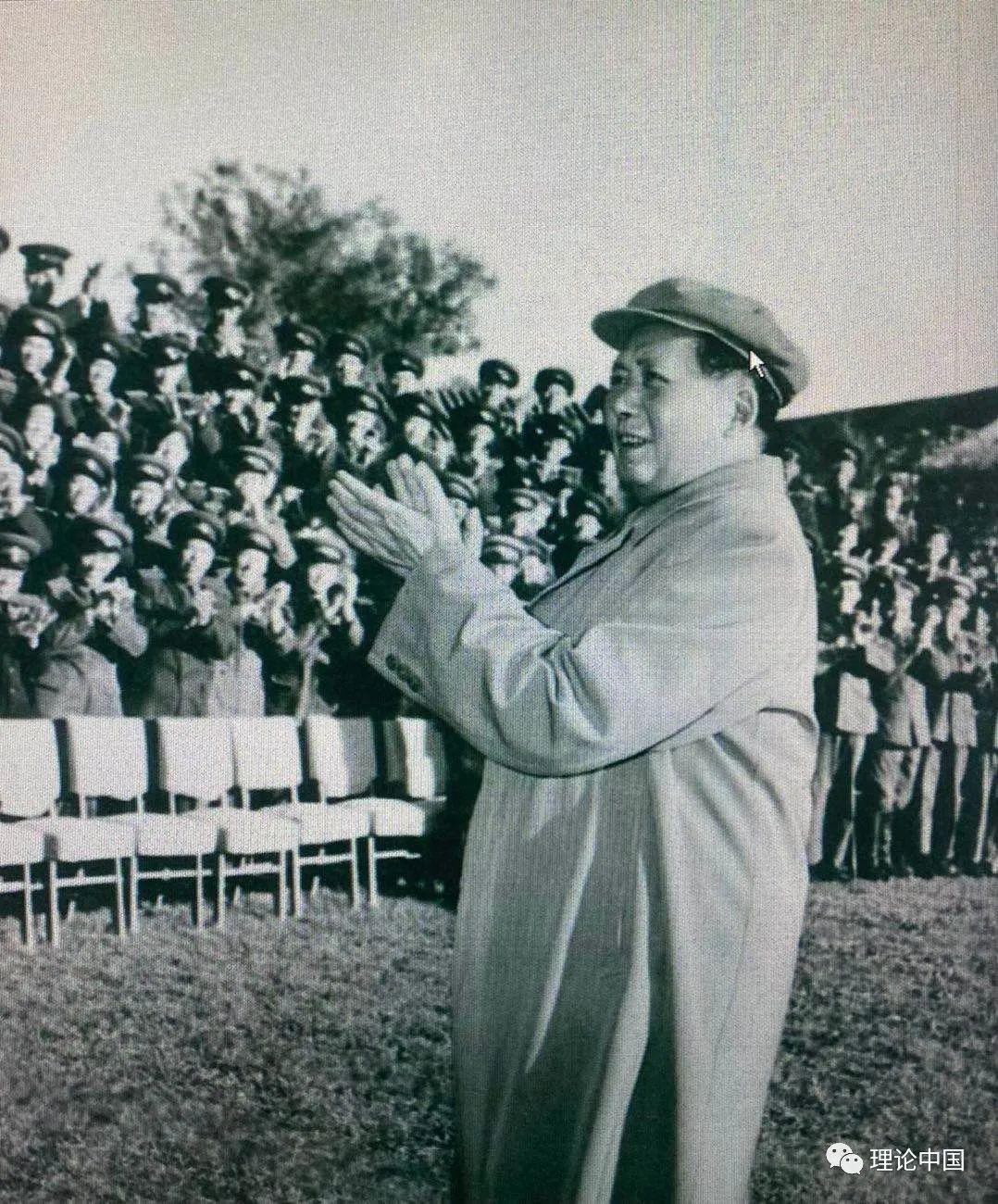 毛泽东:中国人民是惹不得的。如果惹翻了,是不好办的。