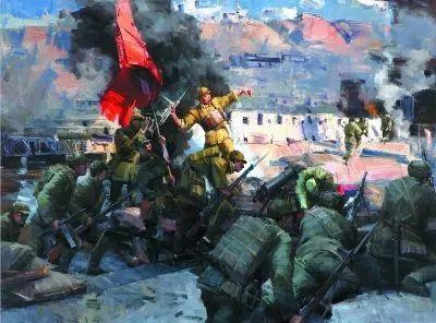 毛主席唯独一次下的命令,不接受这支部队起义,坚决歼灭!!