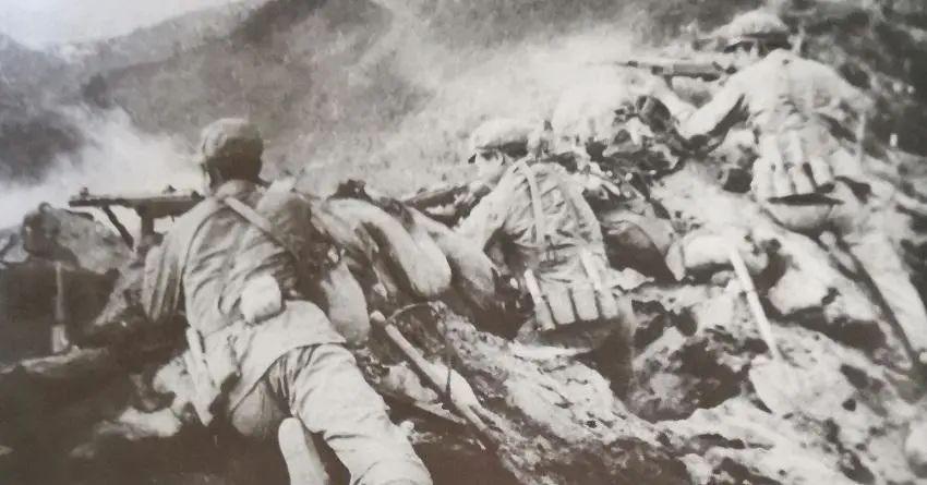 上甘岭上炮声隆——谨以此文纪念中国人民志愿军抗美援朝出国作战70周年