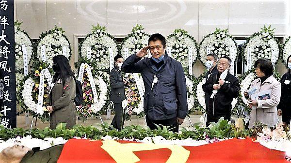 沉痛悼念八路军老战士杨炬同志