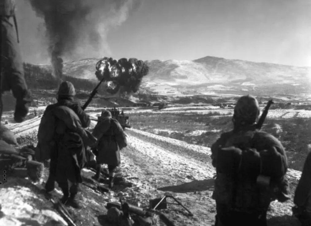 如果没有这场大雪,15万志愿军猛烈进攻,将全歼美国天下第一师