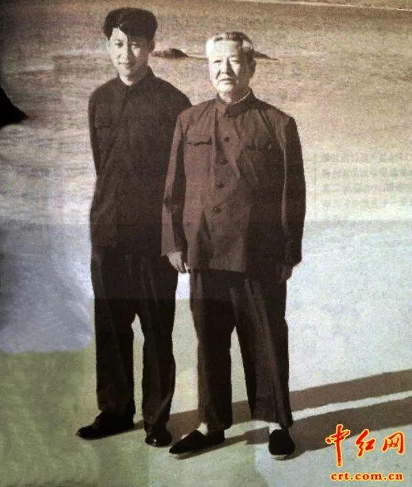 毛泽东和习仲勋的革命情谊(组图)