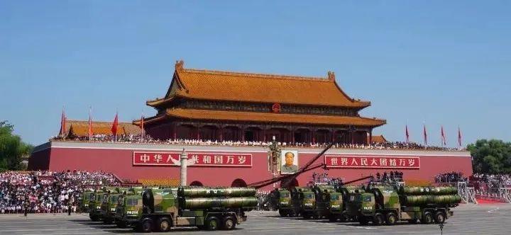 我是中国航天人   插播一条:红旗-9!