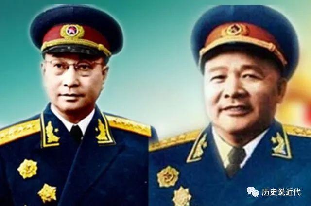 陈赓怎么也想不到,自己手底下的小团长,会成为排名第二的大将