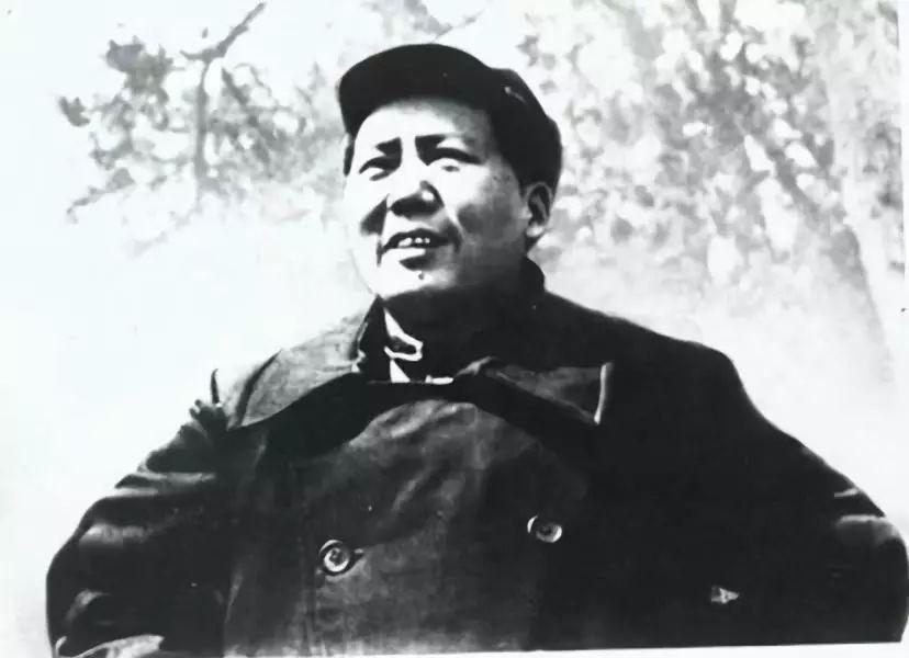 日本馆藏档案中毛泽东的形象......