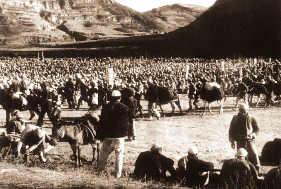 震惊中外的百团大战——图说中国共产党与山西抗战④