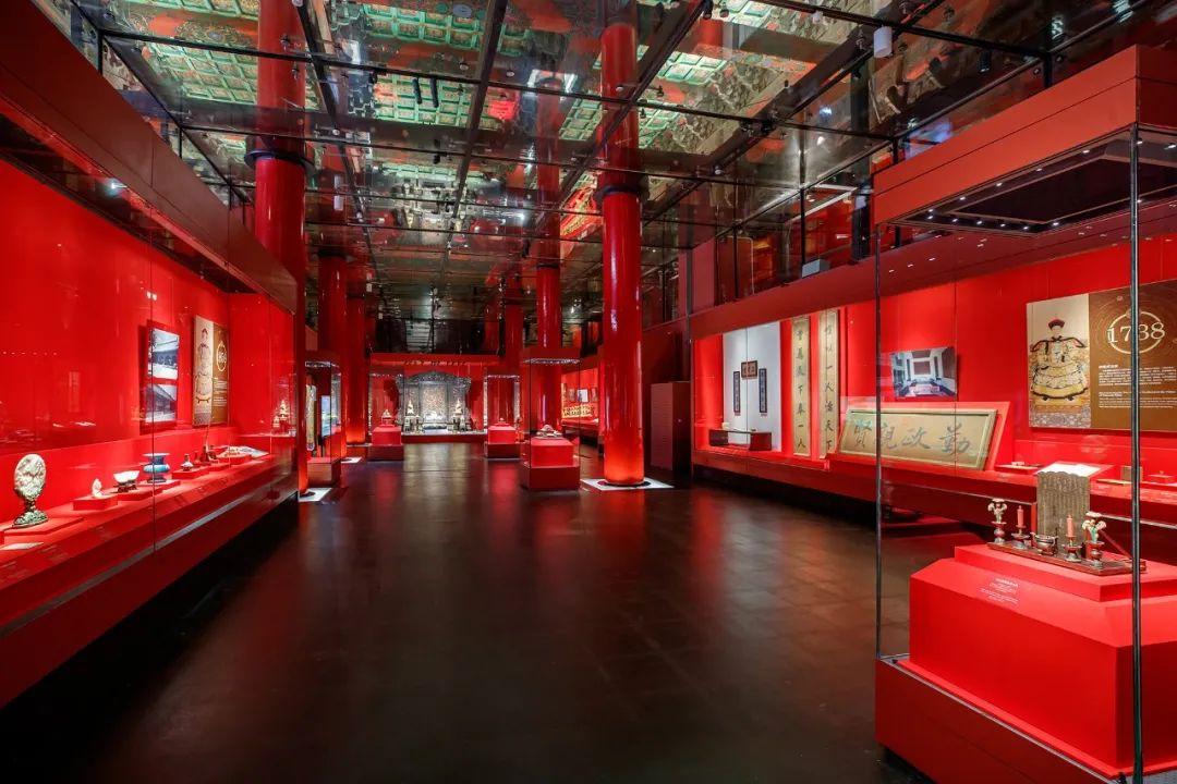 今天,紫禁城建成600年了