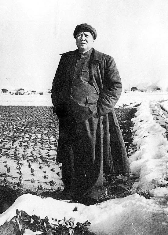 长征前后的毛泽东,完全是两个人