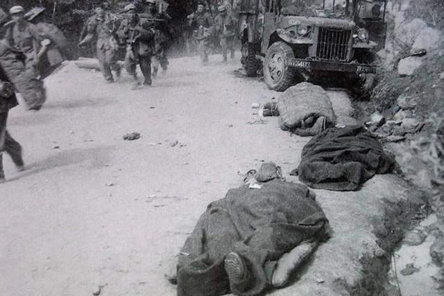 对印自卫反击战中,我军在追击溃逃印军