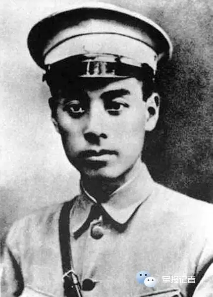 1924年黄埔军校时期。