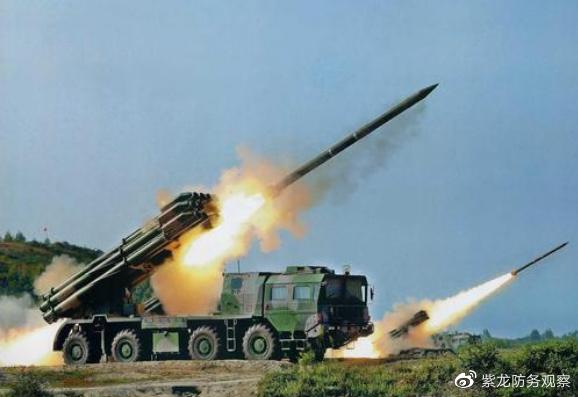 03式火箭炮