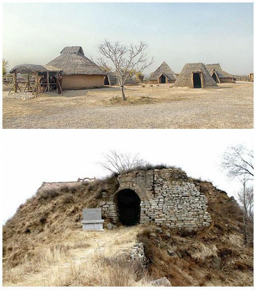 水洞沟古人类遗址、左权黄泽关