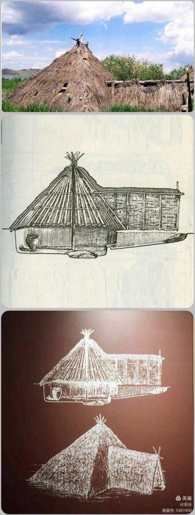 8000年前兴隆洼文化古人的屋舍