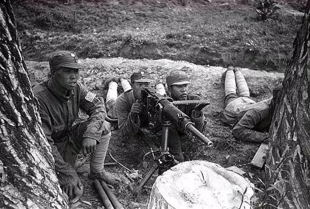 直击1944年的延安八路军