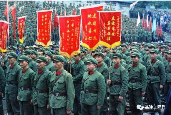 42年前的今晨,解放军万炮齐鸣,9个军发起攻击!