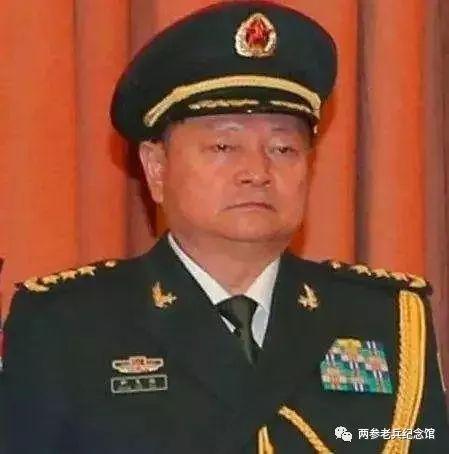 对越作战中上战场的高干子弟;一人成军委副主席!