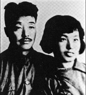 贺龙与薛明