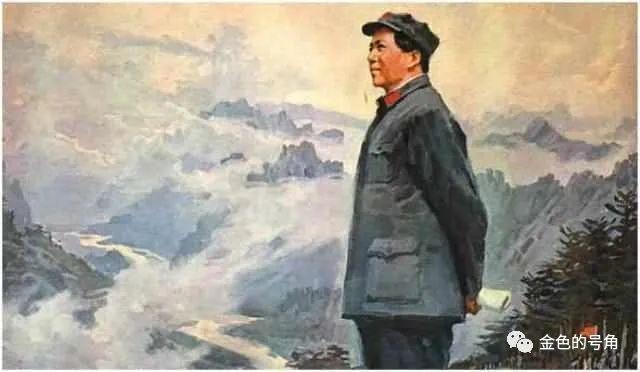 伟大领袖毛主席的苦难辉煌(2)