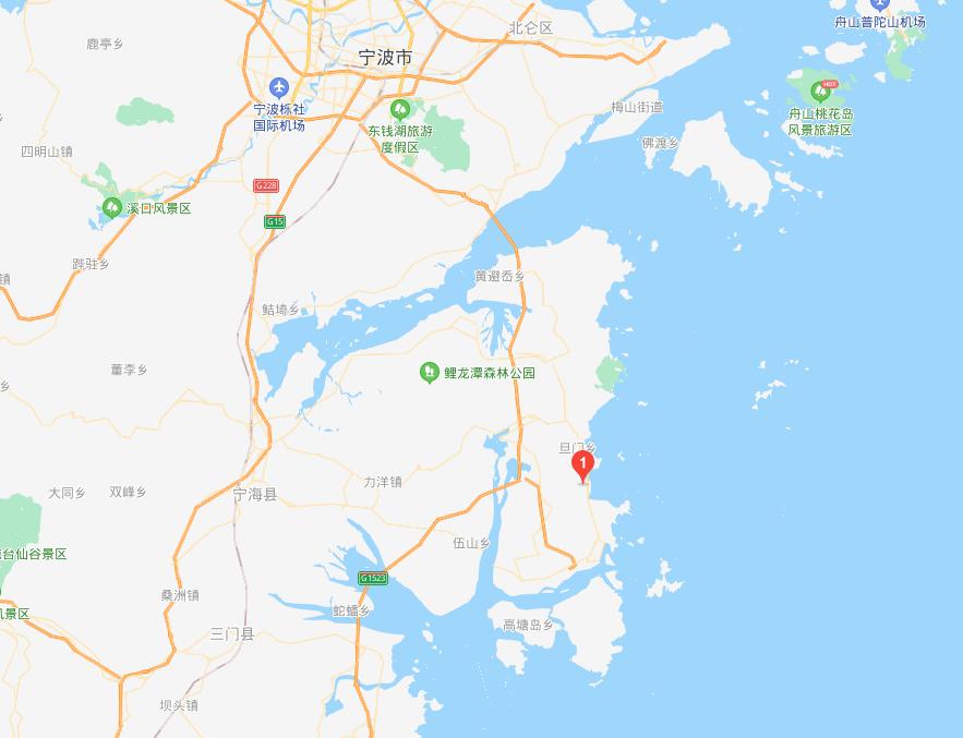 中国第五座航天发射中心!我们没想到宁波这次飞得那么高。东亚海陆的枢纽,正准备沟通地球和宇宙。