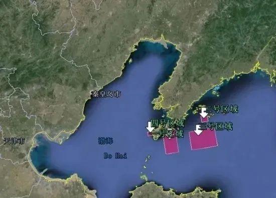 凌晨,我国渤海大动作,引世界各大媒体动荡不已!