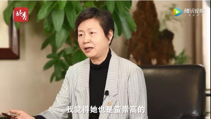 叶莲接受北青-北京头条采访