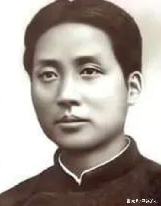 年轻时候的毛主席