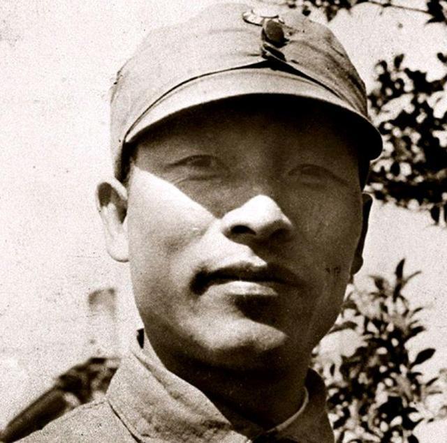 文武双全的彭雪枫将军