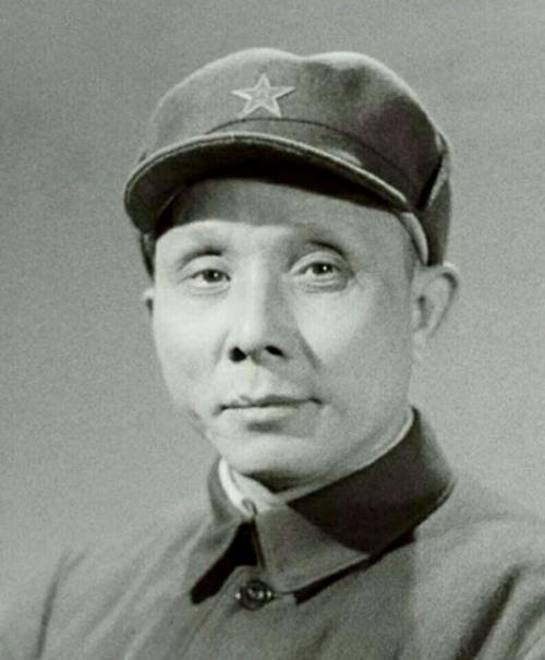 邓子恢将军