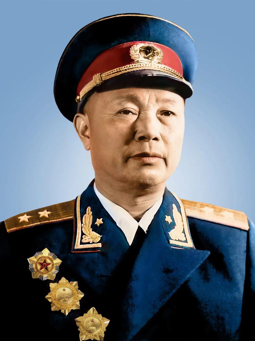缅怀开国将军张南生