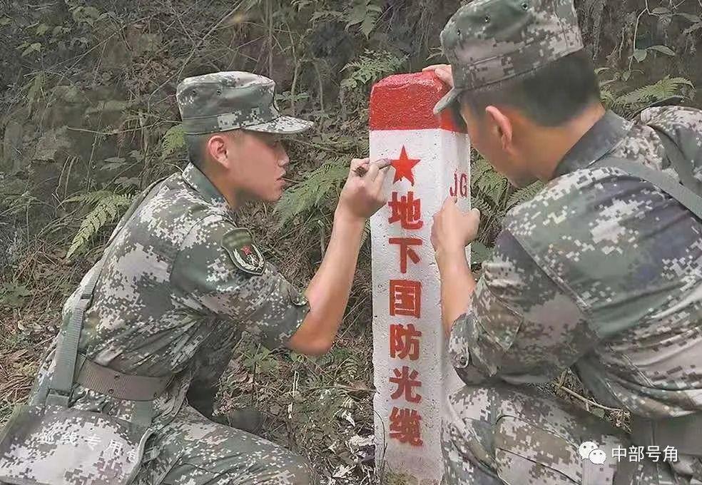 中部盾牌丨⑨ 破坏国防光缆,依法惩处不留情!
