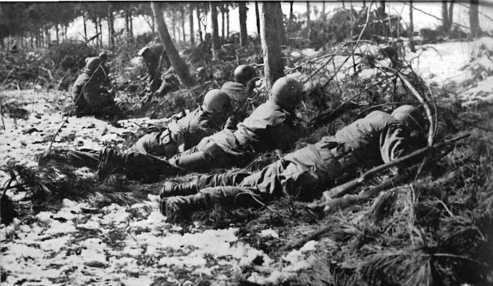 美军拍摄了自己的惨败,可奇怪的是,志愿军却没有记载这次胜利