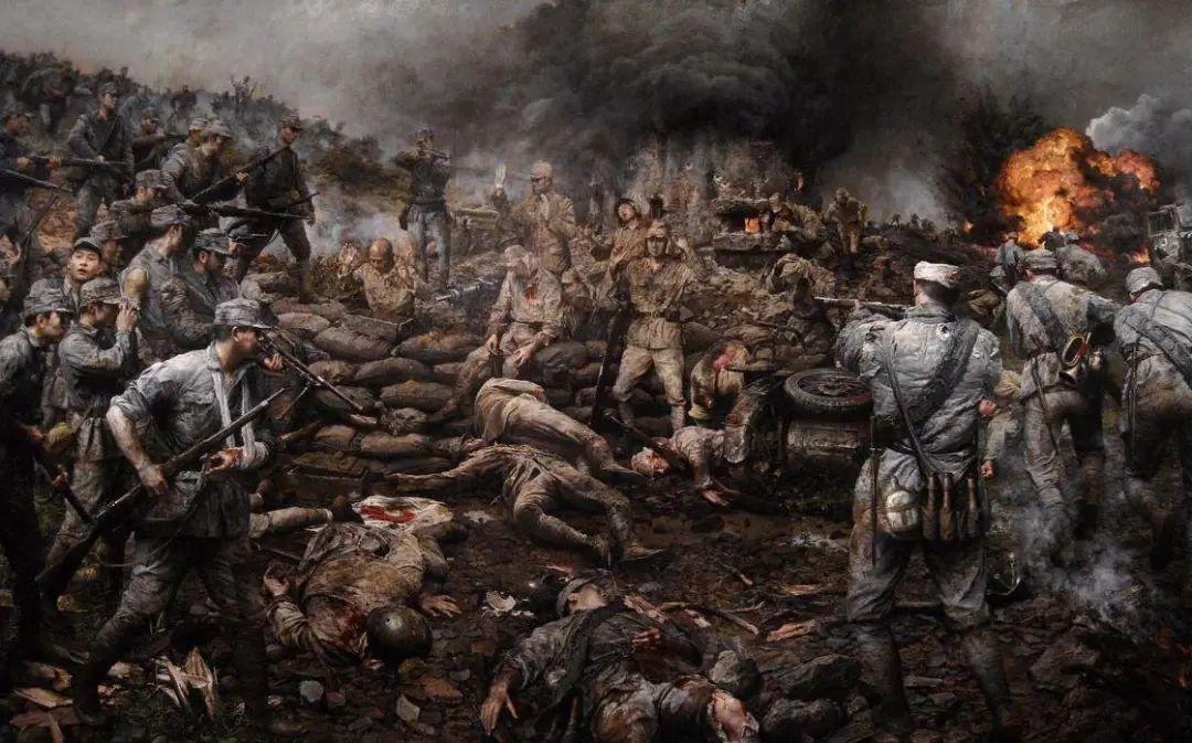 深度 | 解放战争,是对全球霸主的逆袭,是最伟大的英雄史诗