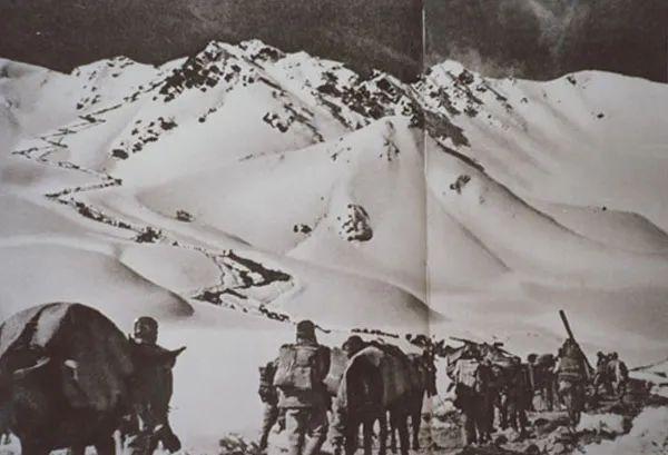 第十八军进藏,每一公里都有一个感天动地的故事