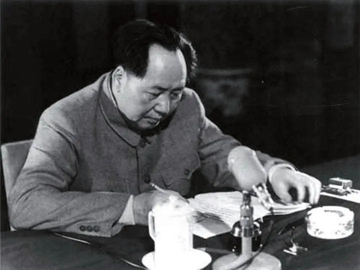 毛主席定下计策,美国总统和6个美军上将全部中计,实在是太高明